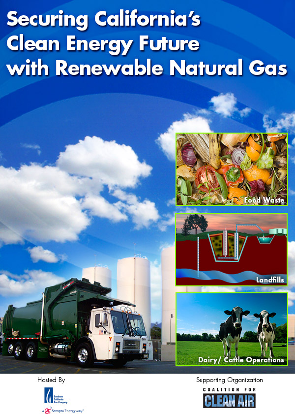 Securing California's Clean Energy Future with Renewable Natural Gas
